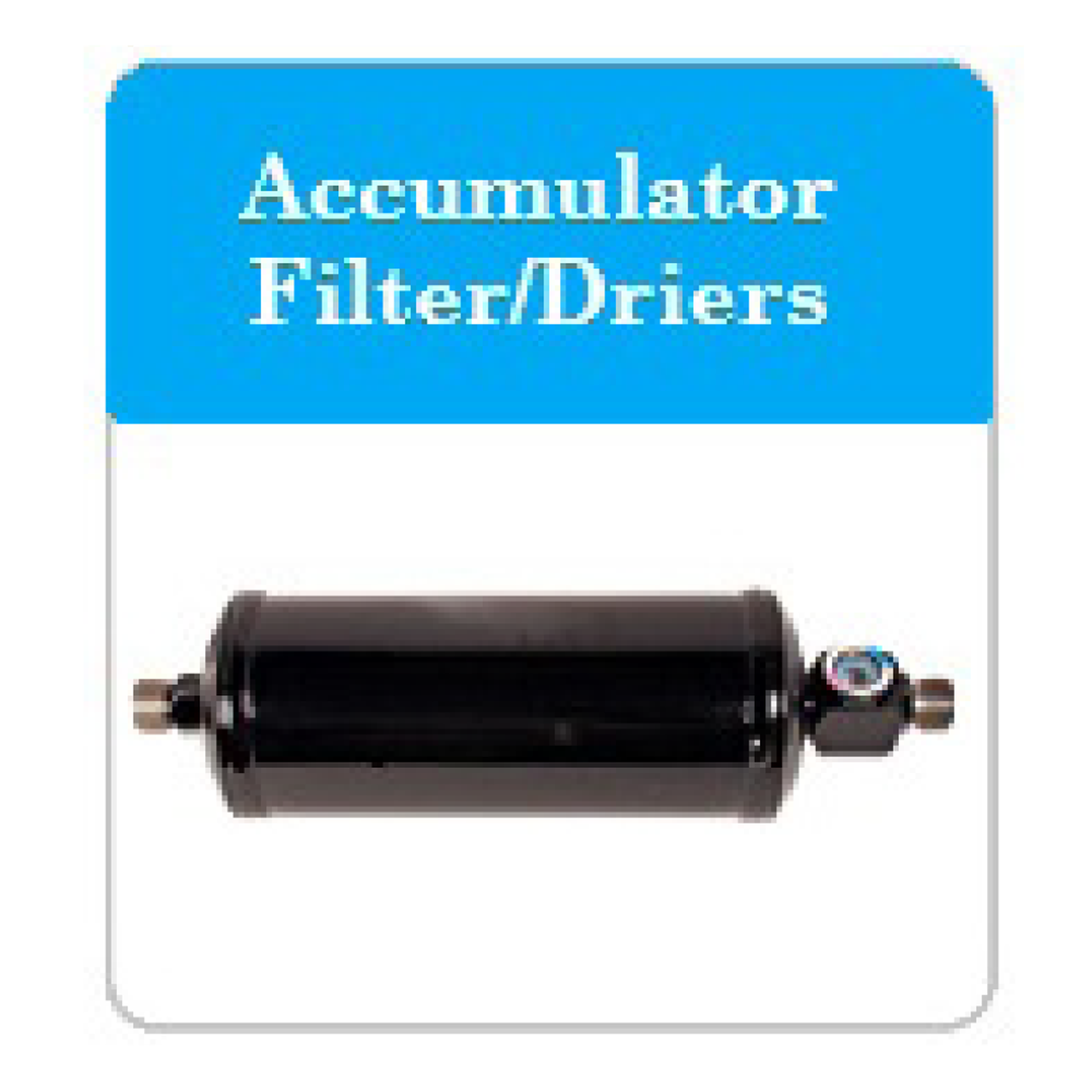 Bus AC Accumulator Filters and Driers