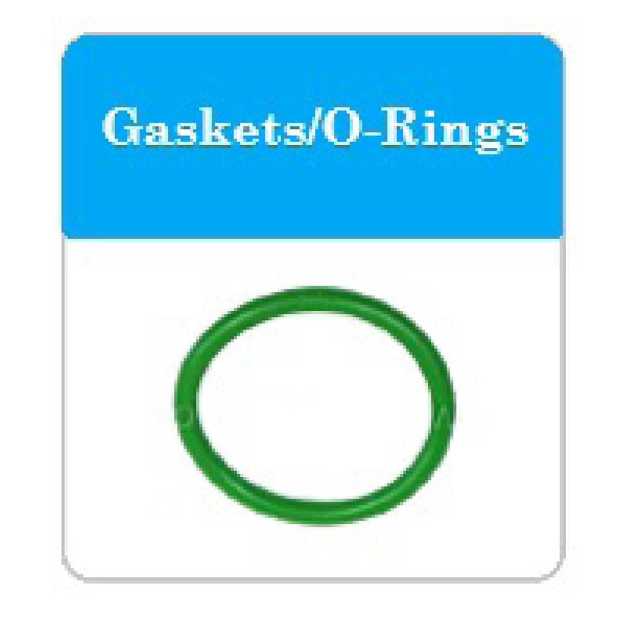 Gaskets/O-Rings