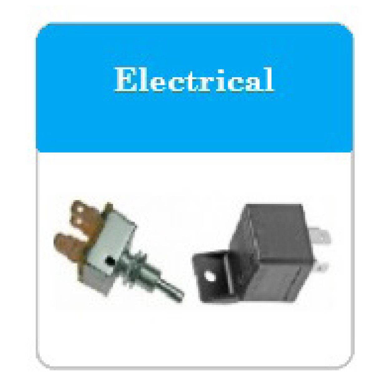 Bus AC Electrical Parts
